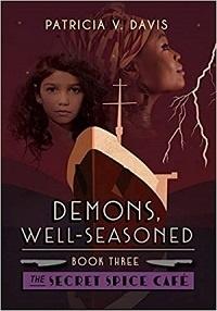 New Greek Books_Demons Well Seasoned_Patricia V Davis