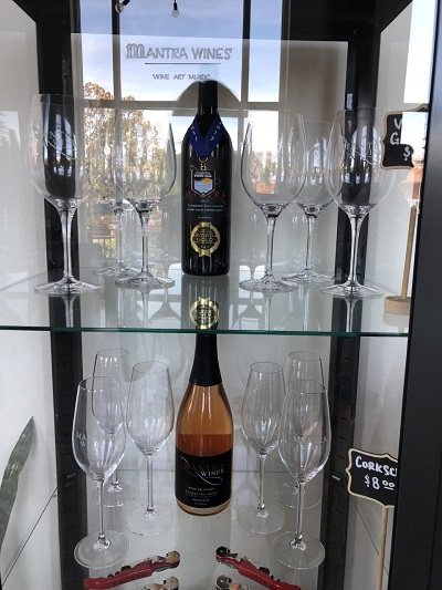 Mantra Wines award-winning wines on display_Maria A Karamitsos
