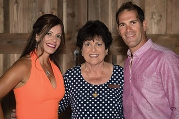 Eleven Eleven Winery owners, L to R: Ellie Anest, Carol Vassiliadis, and Aurelien Roulin. IMAGE: ELEVEN ELEVEN WINERY
