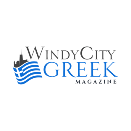 WindyCity Greek magazine logo